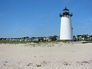 Edgartown Harbor Light Day