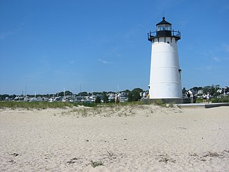 Martha's Vineyard - Edgartown Harbor Light