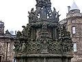 Edinburgh - Edinburgh,holyrood Palace, Palace Yard, Fountain - 20140427104150.jpg