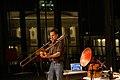 Edition Edison, performance by Nicolas Collins, transmediale.07.jpg