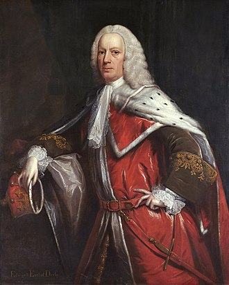 Edward Stanley, 11th Earl of Derby - Edward, 11th Earl of Derby (Henry Pickering)