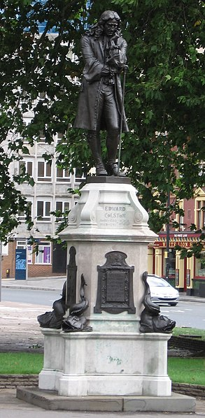File:Edward Colston 1895 statue.jpg