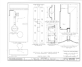 Edward Dexter House, 72 Waterman Street (moved from George Street), Providence, Providence County, RI HABS RI,4-PROV,23- (sheet 36 of 53).png