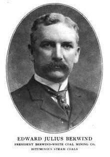 Edward Julius Berwind a Coal Mine owner.jpg