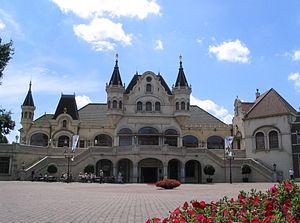 Efteling - Efteling Theater - typical van de Ven design