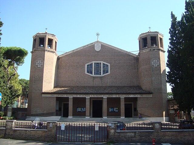 Église San Roberto Bellarmino