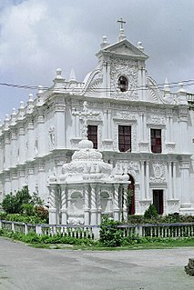 St. Pauls Church, Diu Church in Diu, India