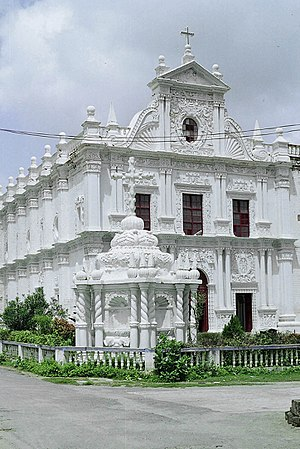 Daman and Diu - St. Paul's Church in Diu