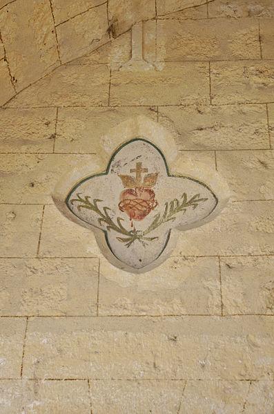 Eglise de Fontanes - 20140926 - Détail