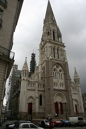 Image illustrative de l'article Basilique Saint-Nicolas de Nantes