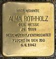Eisenberg-Stolperstein-Alma-Rothholz-CTH.JPG