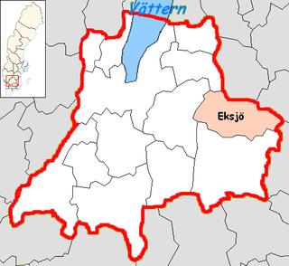Eksjö Municipality Municipality in Jönköping County, Sweden