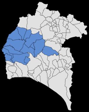 Andévalo - Image: El Andévalo