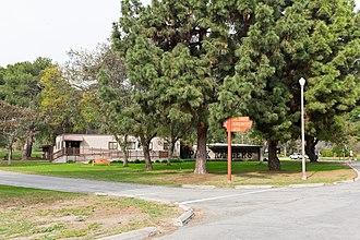 El Dorado Park, Long Beach, California - Park Headquarters