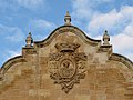 El Escudo o Medallon de Carlos III * Chinchilla de Montearagon (Albacete) (14935925725).jpg