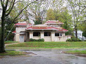 West Warren Street Historic District - El Nido