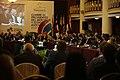El Presidente Rafael Correa y el Canciller Ricardo Patiño en la cumbre de Presidentes de la MERCOSUR y Estados Asociados, en Montevideo (6545824807).jpg