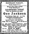 Eldorado Paţacŭ, Joe (Geo) Jackson, Bukarester Tagblatt, 31 ian 1895.jpg