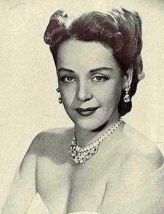 Eleanor Steber - Steber in 1952.