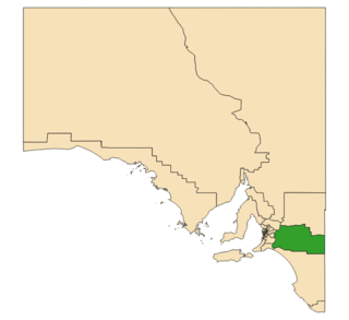 Electoral district of Hammond state electoral district of South Australia