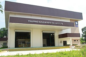 Philippine Nuclear Research Institute - Electron Beam Irradiation Facility