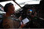 Electronic flight bags could boost operational safety, effectiveness 110508-F-RH591-026.jpg