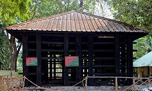Kodanad - Elephant Kraal at Kodanad