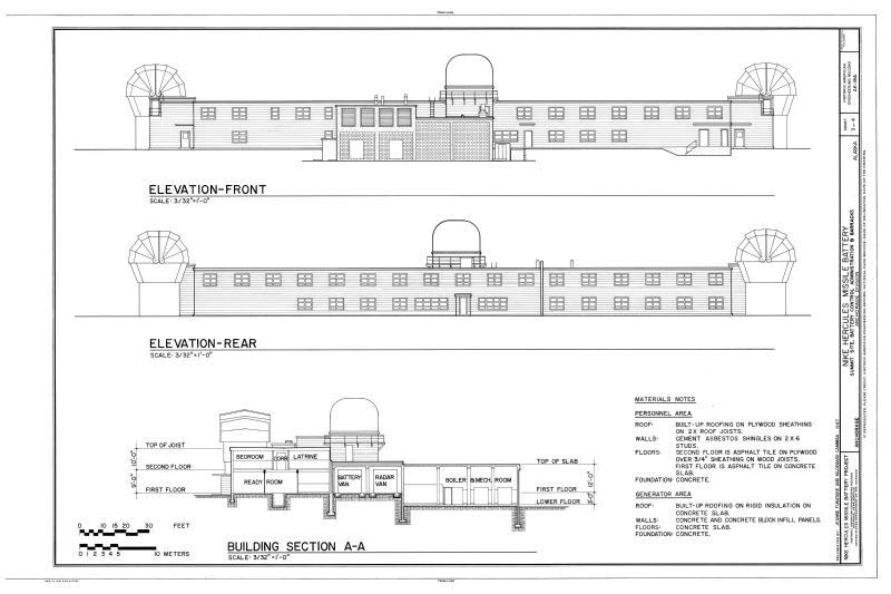 Front Elevation Sheets : File elevation front rear building section