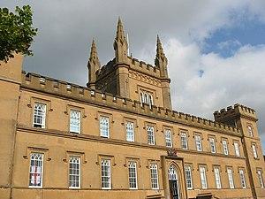 Elizabeth College, Guernsey - Image: Elizabeth College Guernsey