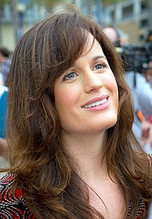 A photo of Elizabeth Reaser