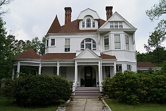National Register of Historic Places listings in Copiah County, Mississippi - Image: Ellis house
