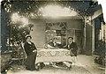 Elvira Puccini, Giacomo Puccini, Antonio Puccini (1900) - Archivio storico Ricordi FOTO002876.jpg