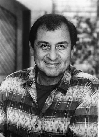 Influence of Sesame Street - Emilio Delgado (Luis), who joined the cast of Sesame Street in 1971