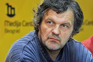 2011 Cannes Film Festival - Emir Kusturica, Un Certain Regard Jury President