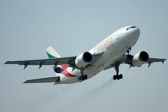 The Emirates Group - Emirates SkyCargo A310