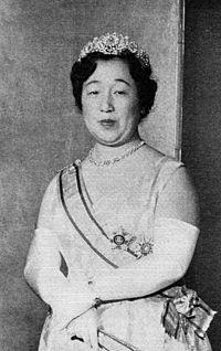 香淳皇太后