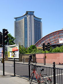 Empress State Building Earls Court