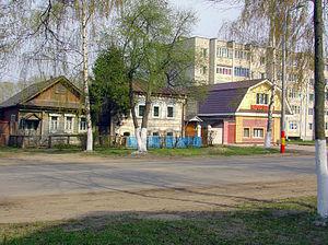 Lyskovsky District - The town of Lyskovo, Lyskovsky District