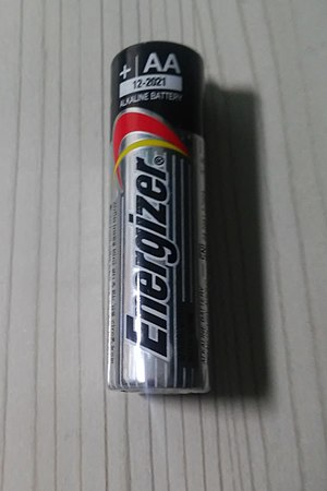 Energizer - Energizer battery
