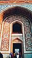 Entrance at the Akbar's tomb.jpg