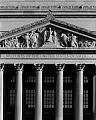 Entrance of the National Archives Building, Washington, D.C LCCN2011636058.tif