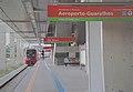 Entrega da Linha 13 Jade da CPTM • plataforma da Obras da Estação Engenheiro Goulart.jpg