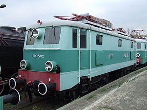 PKP class EP02 - EP02 locomotive