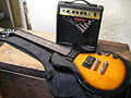 Epiphone Les Paul Special II (Vintage Sunburst) & Epiphone Studio 10S guitar amp set.jpg