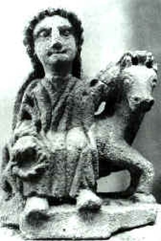 Gallo-Roman religion - Epona from Auxois