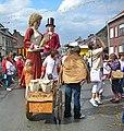 Epona géant de fêtes à Lessines (Be) (4).jpg
