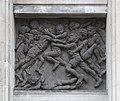 Epstein reliefs on Lewis's department store, Liverpool 1.jpg