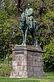 Equestrian Statue of Sir John Monash, Kings Domain, Melbourne 2017-10-28 01.jpg
