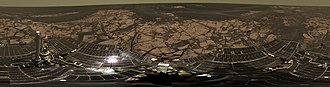 Erebus (crater) - Image: Erebus 360 L257atc B652R1