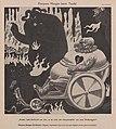 Erich Schilling – Pierpont Morgan beim Teufel, Hauptanstifter von zwei Weltkriegen (Pierpont morgan with the Devil) 1943 Satirical cartoon No known copyright (low-res).jpg